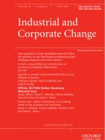 IndustrialCorporateChange